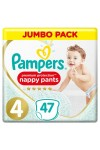 Pampers Pants Premium Protection 4 47 br