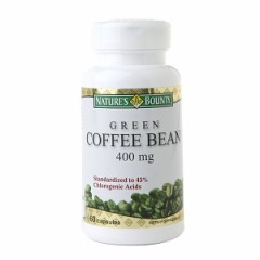 Green coffee bean extract (Зелено кафе зърна)