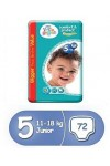 Pampers Little Angels 5 72 бр