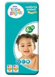 Pampers Little Angels 6 54 бр