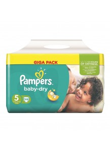 Pampers Baby Dry размер 5