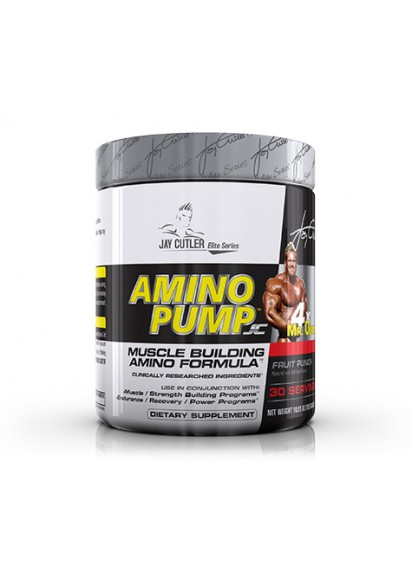 BPI Sports Jay Cutler Series Amino Pump аминокиселини с бета аланин и агматин