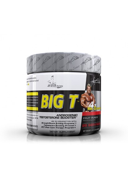 BPI Sports Jay Cutler Series Big T тестостеронов активатор
