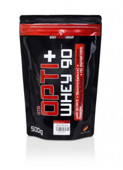 BWG Body Worldgroup Muscle Line Opti + Whey 90 Protein