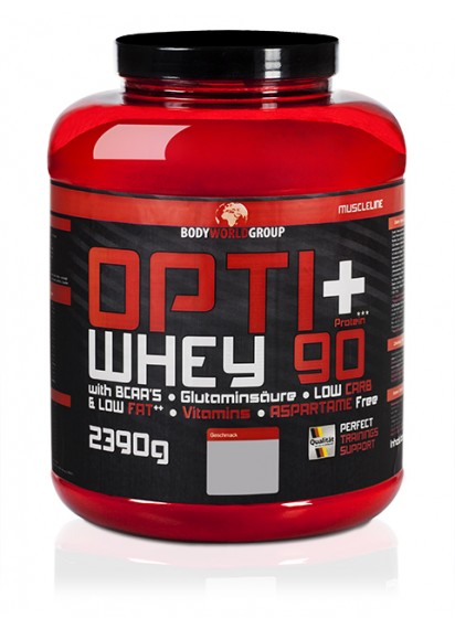 BWG Opti+ Whey 90 Protein многокомпонентен протеин