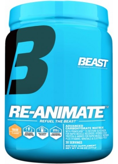 Beast sports nutrition reanimate 1173 грама