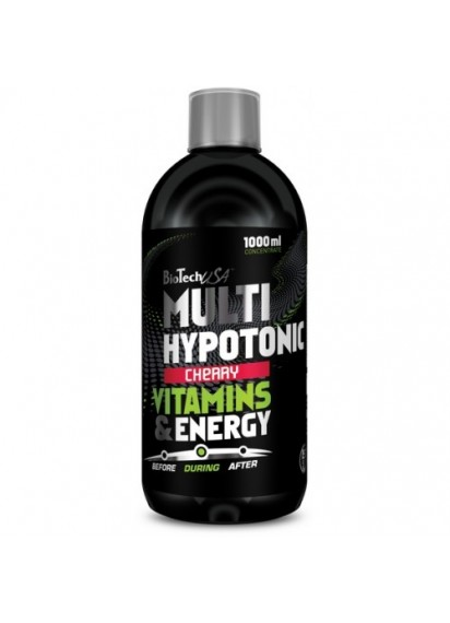 Biotech usa multi hypotonic drink за добра хидратация на мускулите
