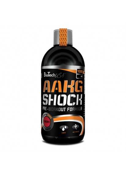 Aakg shock extreme 1000 ml Biotech usa топ цена