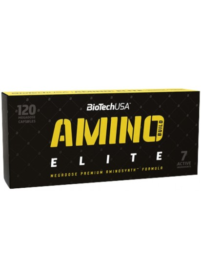 Biotech usa Amino Build Elite топ цена