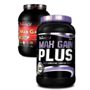 Biotech usa max gain plus 1000 g гейнер с креатин, инозин и жен-шен