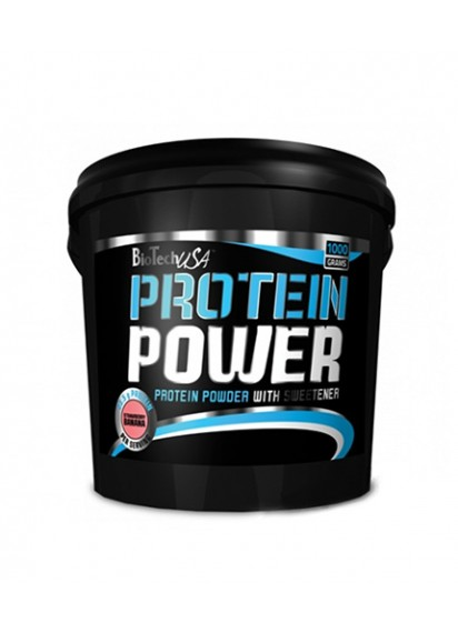 Biotech usa protein power 1kg топ цена