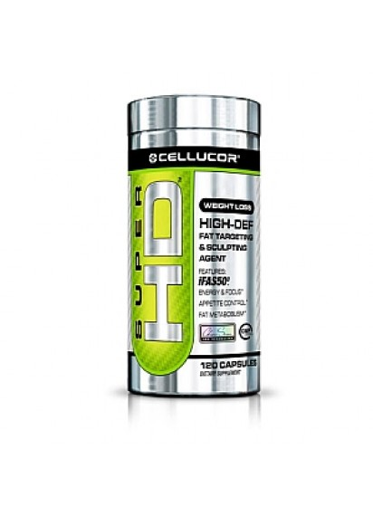 CELLUCOR Super HD 120 капсули на супер цена
