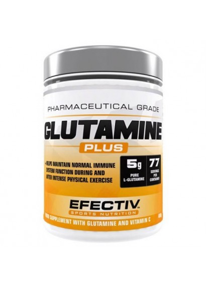 Efectiv Glutamine Plus (Л-глутамин с Витамин С)