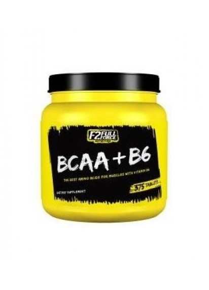 F2 full force bcaa + vitamin b6 бцаа на таблетки с витамин В6