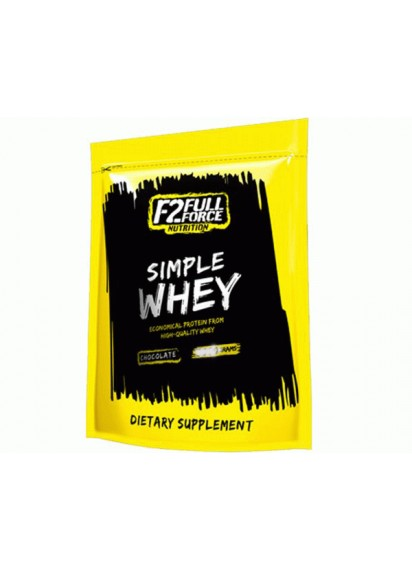 FullForce протеин Simple Whey