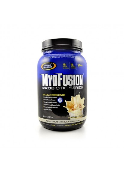 Gaspari myofusion probiotic series 2lbs най-добрият протеин