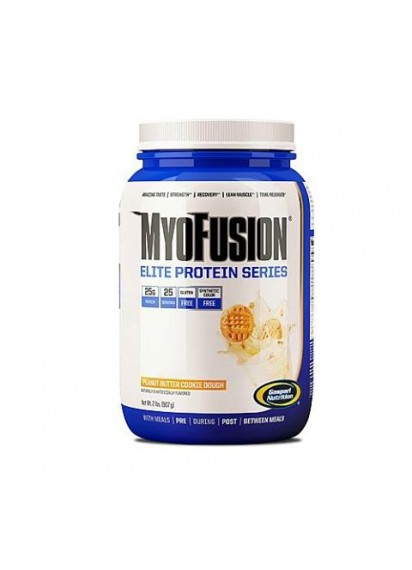 Gaspari Nutrition протеин myofusion elite protein series 908 гр