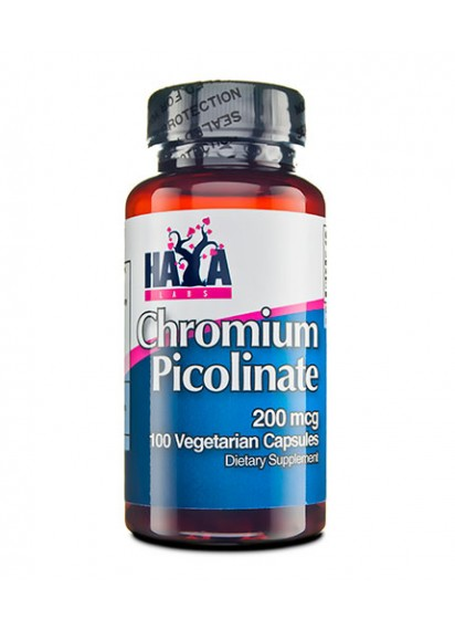 Haya labs chromium picolinate 200 мкг. Хром пиколинат на цена 15 лв.