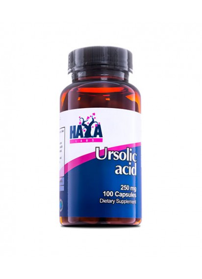 Haya labs ursolic acid (Урсолова киселина) на цена 30 лв.