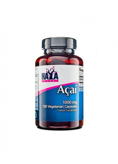 Haya labs acai 500 mg Екстракт от Акай на цена
