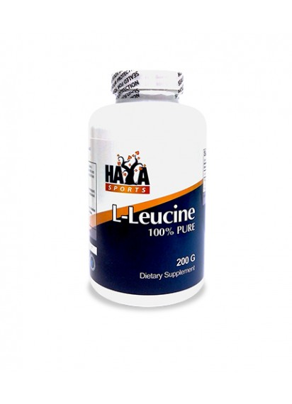 HAYA LABS Sports L-Leucine (L-левцин)