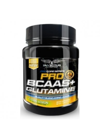 Invictus Nutrition BCAA Glutamine