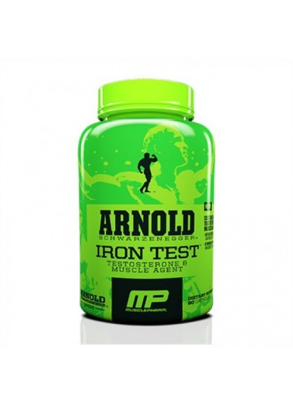 Iron Test 90 капсули Arnold Series
