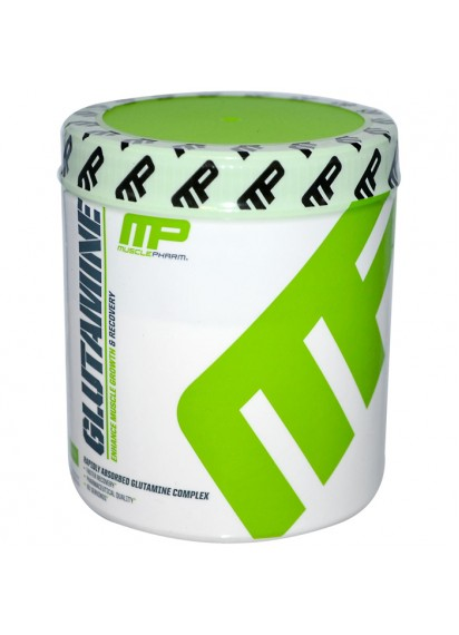 Muscle pharm glutamine ел глутамин микронизиран