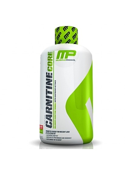 Muscle pharm liquid carnitine core ел карнитин течна форма