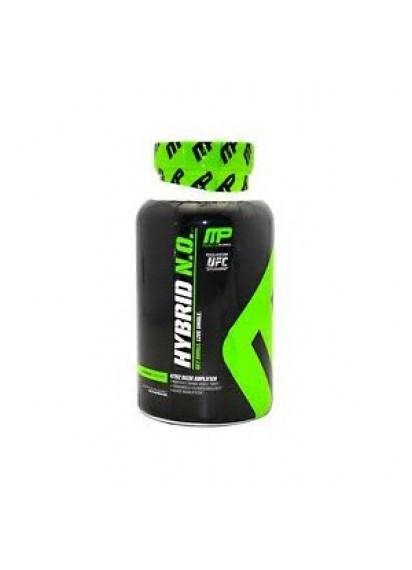 Musclepharm hybrid n.o. 80 caps буустер с цитрулин малат и агматин