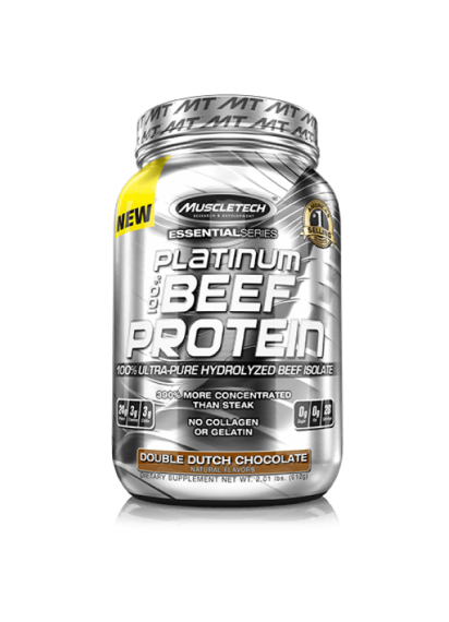 Beef protein 908 грама Muscletech