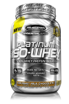Muscletech Platinum 100% Iso Whey 832 грама