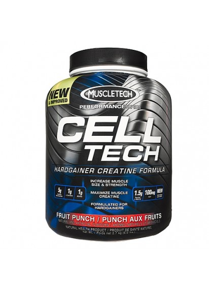 Muscletech cell tech performance series креатинова матрица