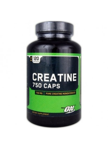 Optimum nutrition creatine 750 caps креатин капсули