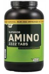 Optimum nutrition superior amino 2222 tabs 320 tablets