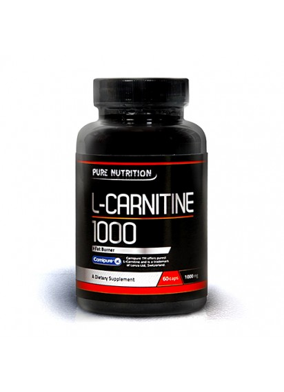 L-carnitine 1000 - Pure Nutrition (l-карнитин)