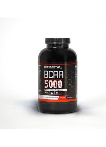 Bcaa 5000 Pure nutrition 300 таблетки
