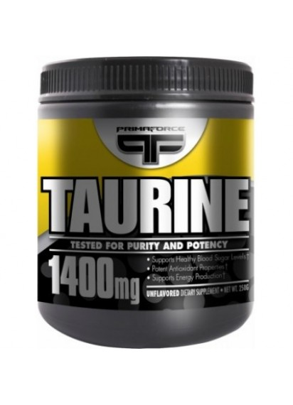 Primaforce Taurine 500 g (таурин на прах)