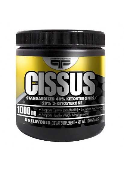 Primaforce cissus powder за болки в ставите