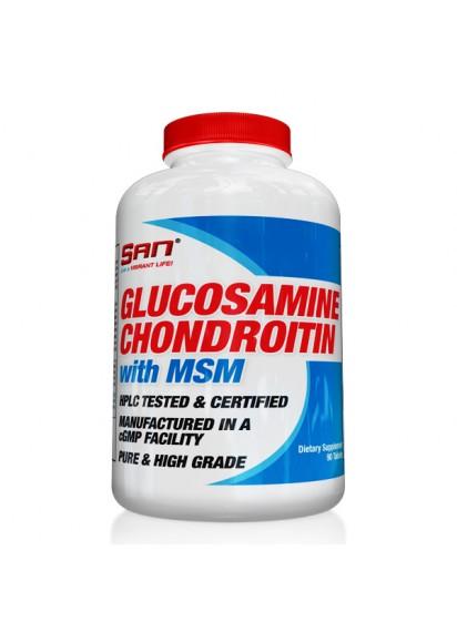 Глюкозамин и хондроитин с мсм на цена 36 лв.