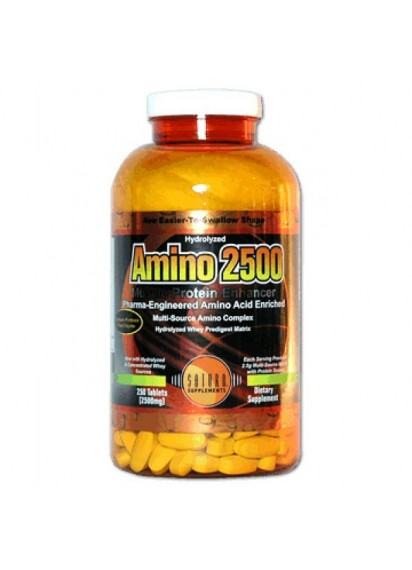 Amino 2500 Saturn Supplements Амино 2500