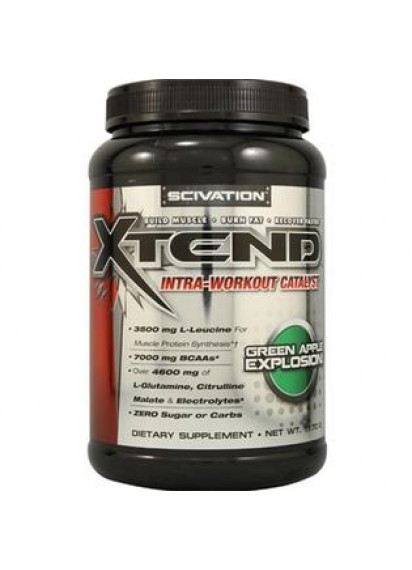 Scivation Xtend big NEW Formula