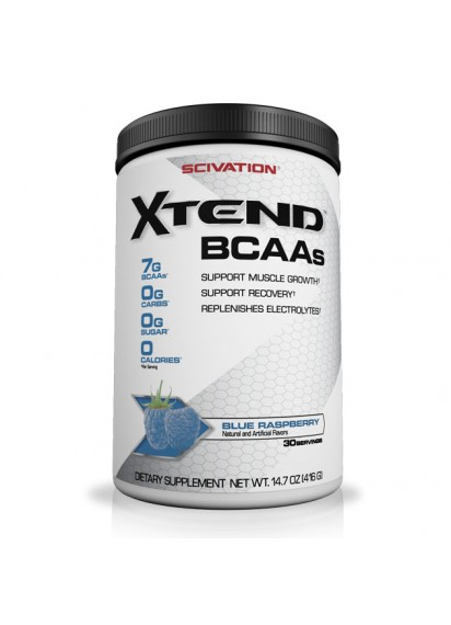 Xtend BCAA Scivation New Formula 30 дози