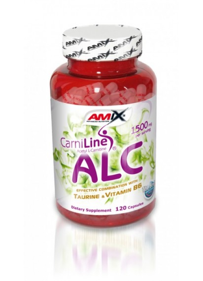 Amix alc (with taurine and vitamin B6) ацетил л-карнитин