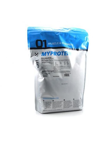 MyProtein Impact Whey Protein 2500 грама неовкусен топ цена от вносител