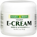Natures bounty vitamin e-cream Крем с витамин Е