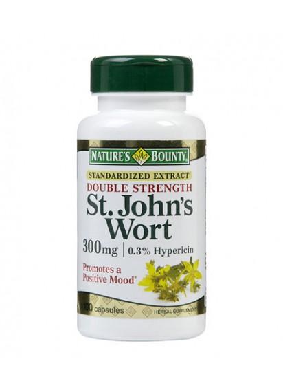 Natures Bounty St. Johns Wort Екстракт от жълт кантарион цена 21 лв.