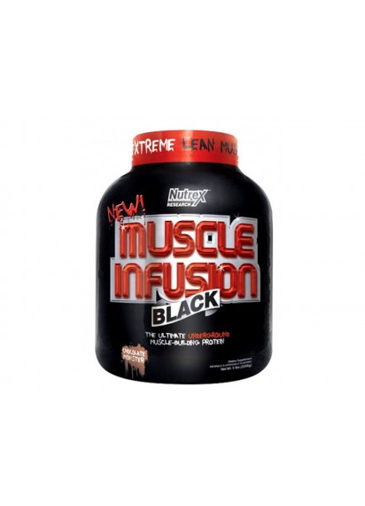 Nutrex muscle infusion black компонентна протеинова матрица