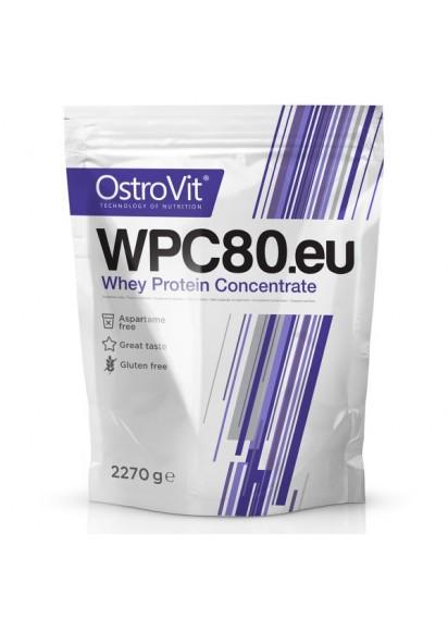 Ostrovit WPC80 2270 грама топ цена 56 лв.