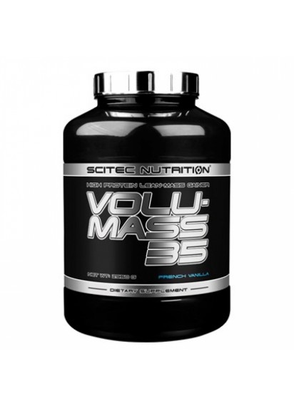 Scitec nutrition volumass 35 гейнер с протеин концентрат и изолат